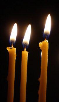 Церковные свечи для любовной магии