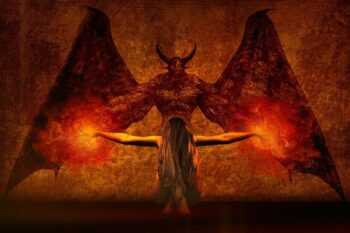 Приворот с демонической одержимостью